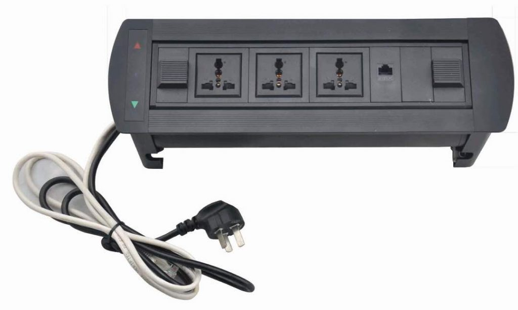 MULTIMEDIA SOCKET 12