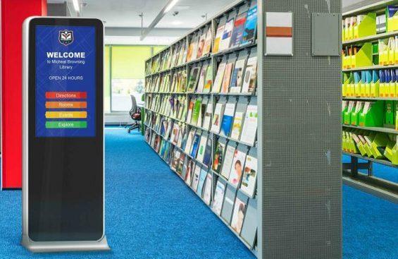digital kiosk