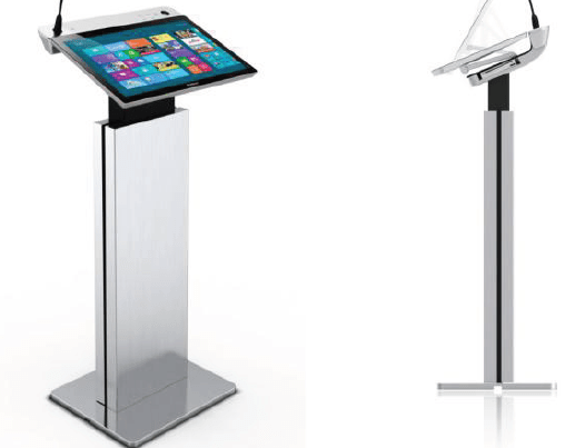 interactive digital lectern